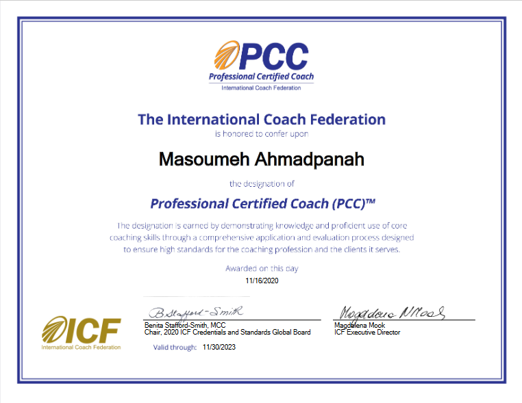 pcc coaching